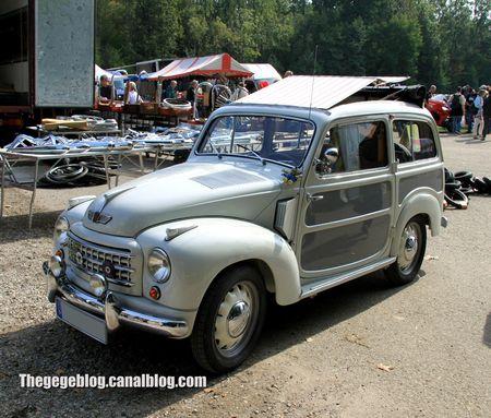 Fiat 500 C topolino belvedere (31ème Bourse d'échanges de Lipsheim) 02