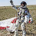 Un saut de l'espace