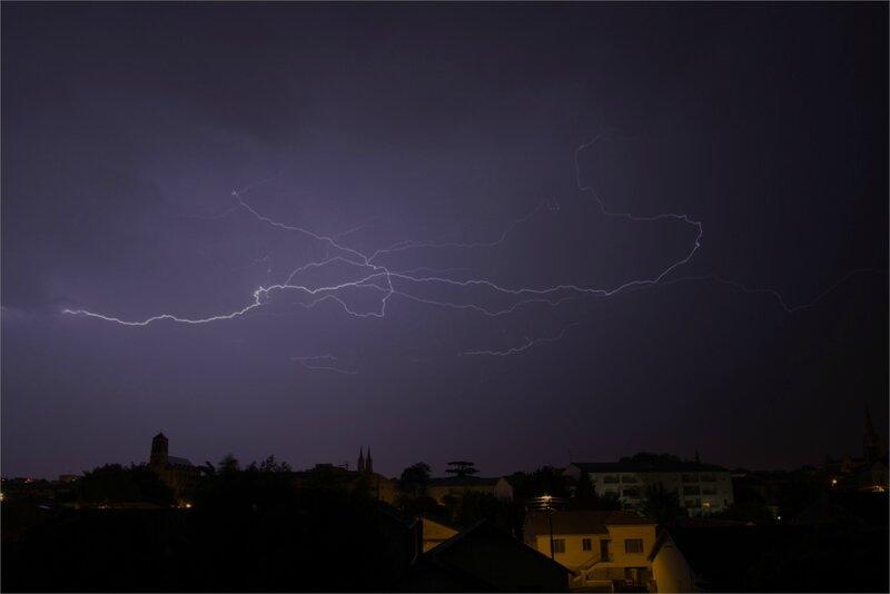 ville orage éclairs 080617 7