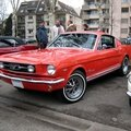 Ford mustang 2+2 fastback coupe de 1966 (Retrorencard) 01