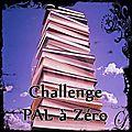 Challenge pal à zéro