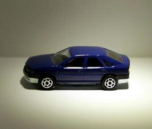 Renault safrane de chez Majorette 02
