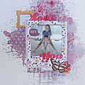 Scrapbooking a4 #202 - combo