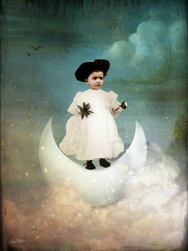 Catrin Welz-Stein - German Surrealist Graphic Designer - Tutt'Art@ (37)