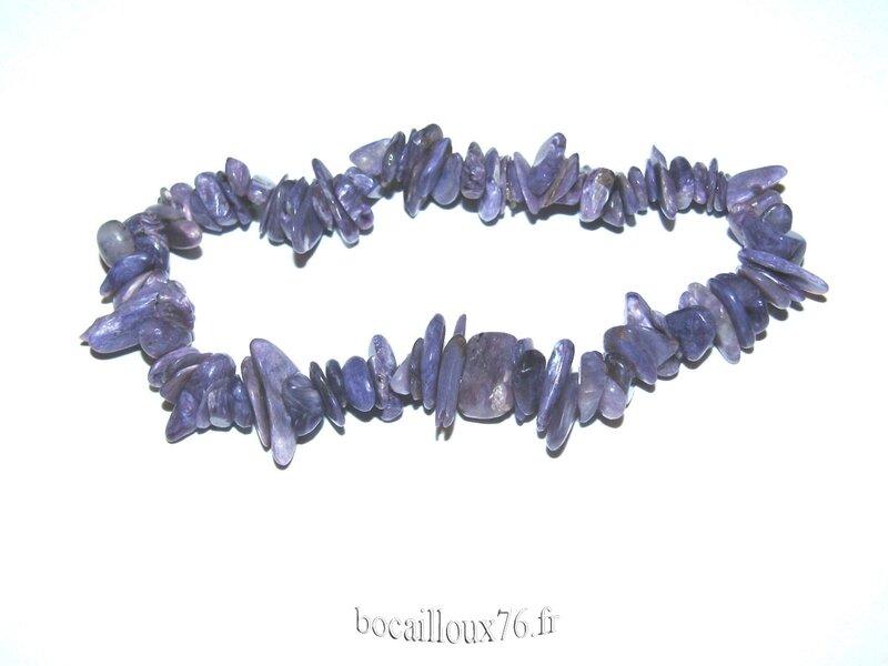 Bracelet CHAROÏTE 1 Chips (3)