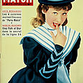 Paris match 6/03/1954