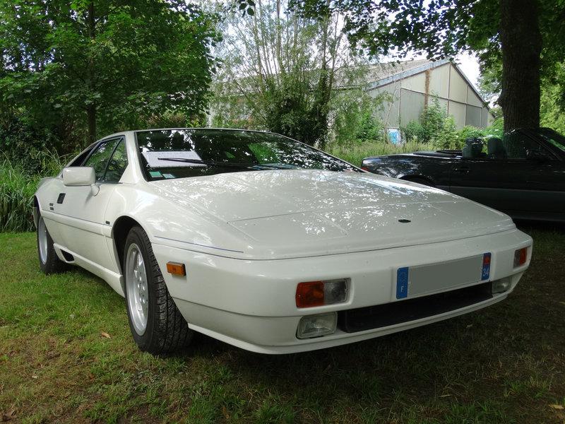 LOTUS Esprit Turbo HCi Stevens 1988 Lons le Saunier (1)