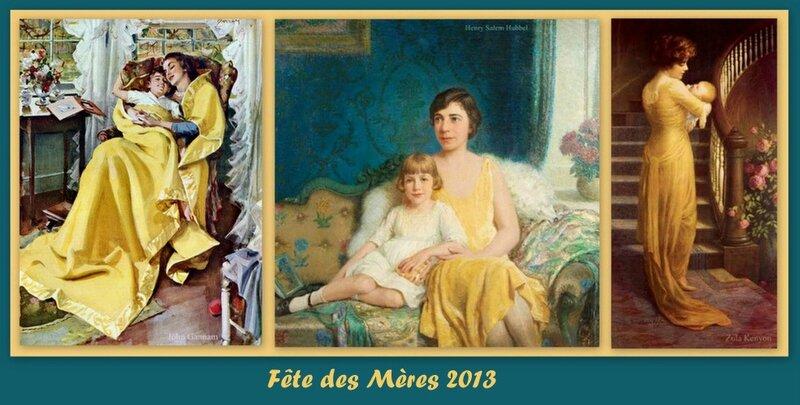 Fête des Mères 2013