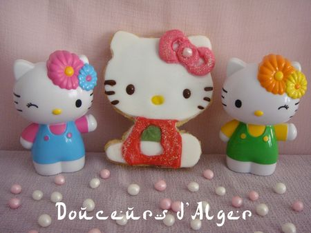 sablés hello kitty 7