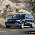 Location volkswagen touareg pack chrome à casablanca