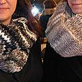 Snoods Emeline et Deborah