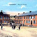 GLAGEON-Place du Centre