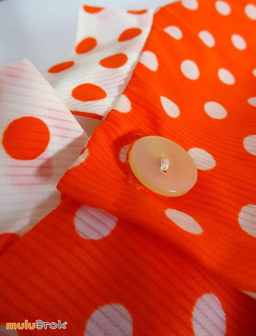 BLOUSE-orange-à-pois-03-muluBrok