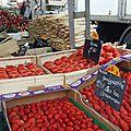 Réorganisation du marché du samedi matin à nogent-le-roi