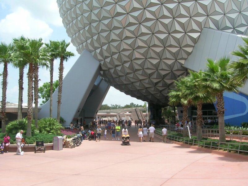 Epcot SSE beneath