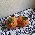 Mandarines !