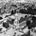 Rennes, Abbatiale Notre Dame en Saint Melaine