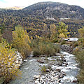Commune : villars colmars cours d'eau : la chasse (ch-2)