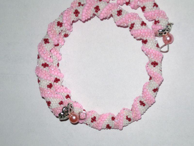 Bracelet cellini fleuri