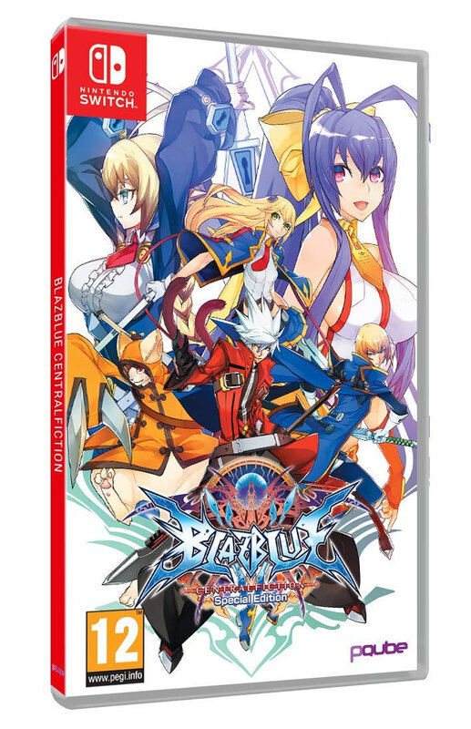 blazblue central faction switch