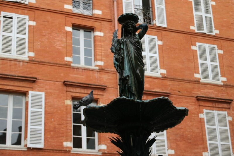 Fontaine place Salengro
