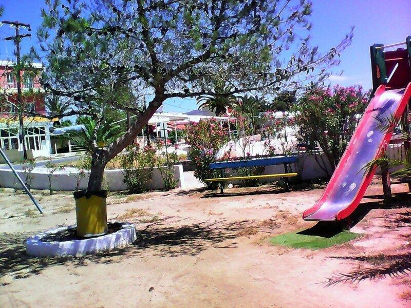 port de faros parc a jeux
