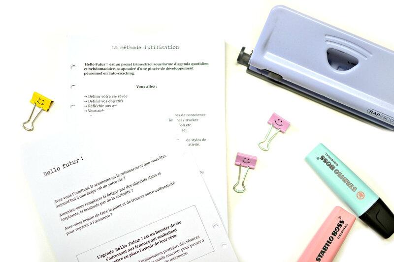 agenda-developpement-personnel-coach-futur-organisation-papier-A5-planner-organiseur-planficateur-français
