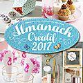 Almanach créatif 2017