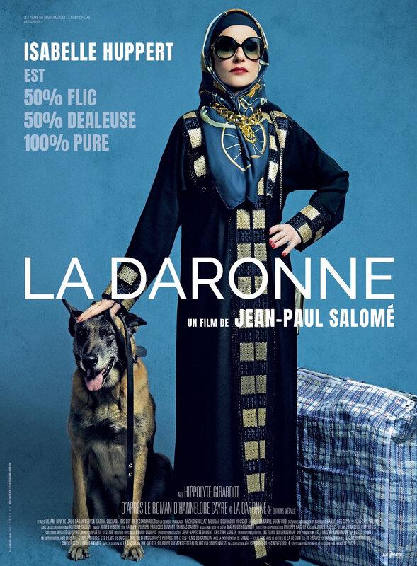 Affiche originale La Daronne