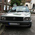 Volkswagen santana lx turbo diesel (1983-1985)