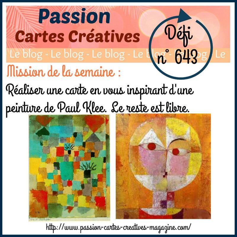 643 - Paul Klee - 18 juin 2020