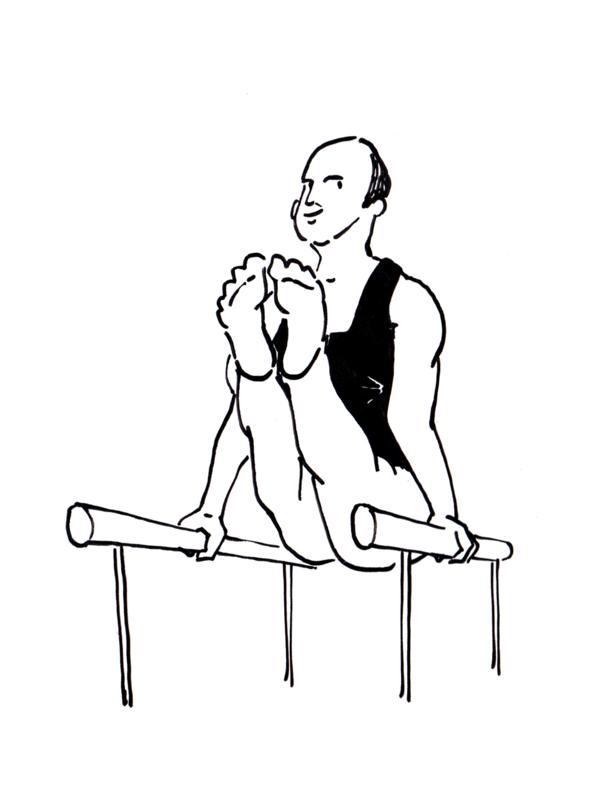 Pierre - Gymnastique