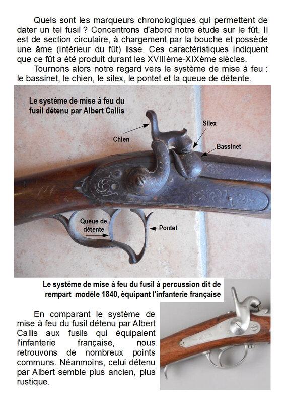 Le fusil d'Albert Callis - Page 2