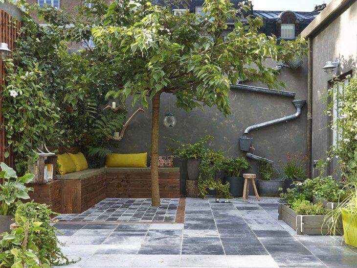 cour interieures petits espaces cosy idees maison maison et travaux photos (5)