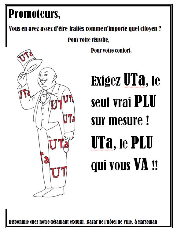 affiche UTa
