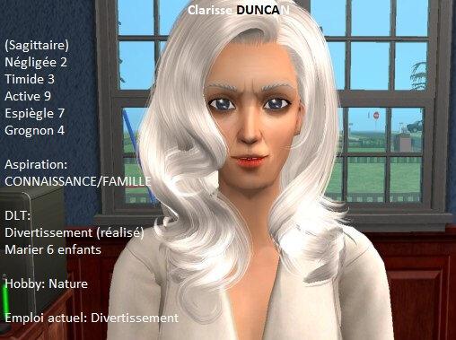 Clarisse Duncan
