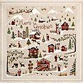 Christmas village....la fin