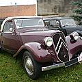CITROËN Traction Avant 11BL cabriolet 1939 Rustenhart (1)