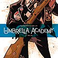 delcourt umbrella academy 2 dallas