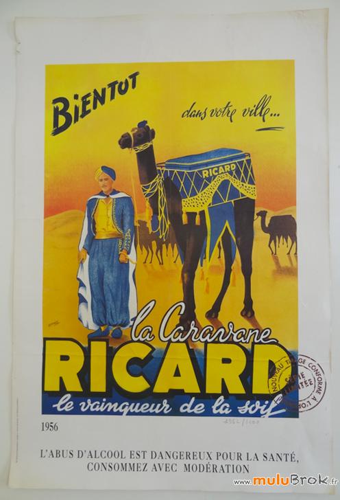 RICARD-Affiche-La-caravane-1-muluBrok-Objet-Pub
