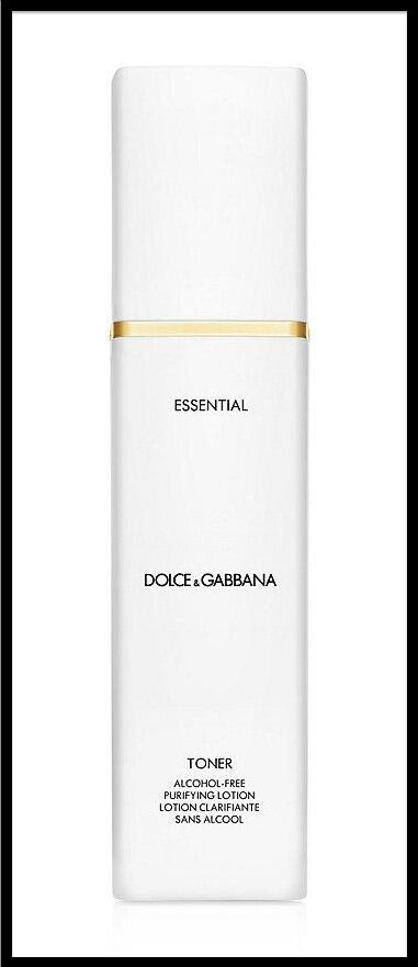 dolce & gabbana essential toner