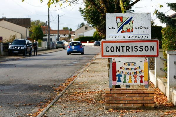 Contrisson (Meuse) photo Danie Wambach