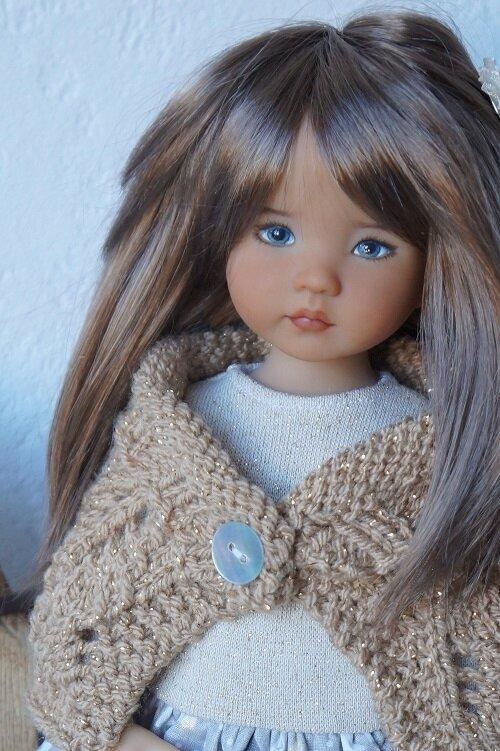 Les petites Darling se préparent pour Noël - Ariane de Joyce Mathews -
