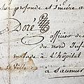 Lettre d'un bleu sur la 2e bataille de châtillon-sur-sèvre
