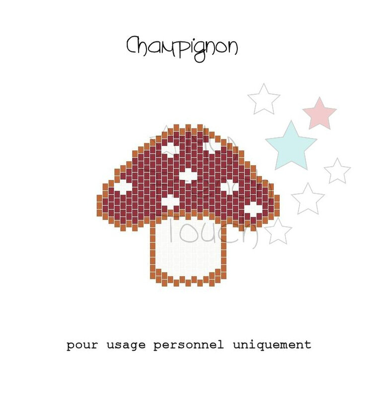 champignon diagramme myfrenchtouch