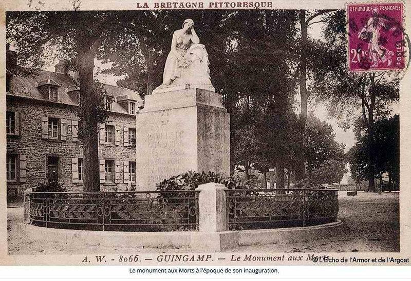 Monum Guingamp