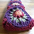 Pochette à aiguilles sunny spread