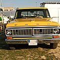 Ford f-100 sport custom 1972