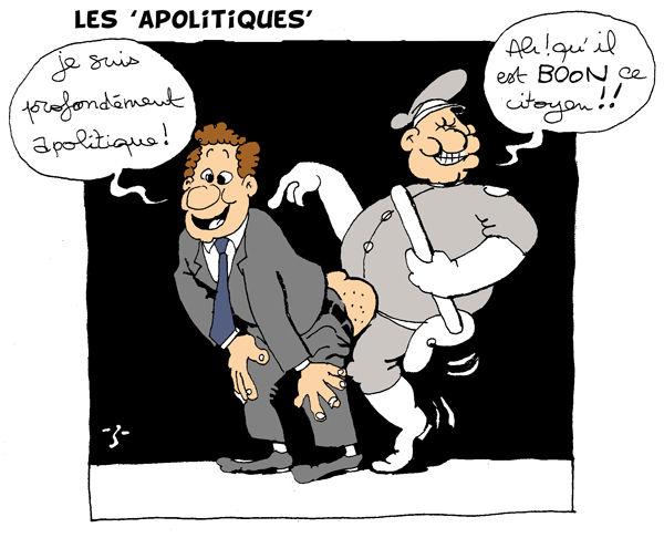 apolitiques