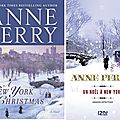 A new york christmas, d'anne perry